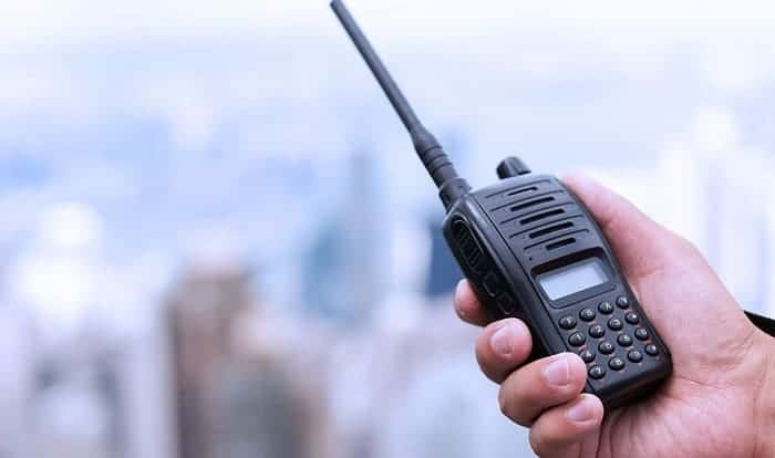 how to find two way radio frequency