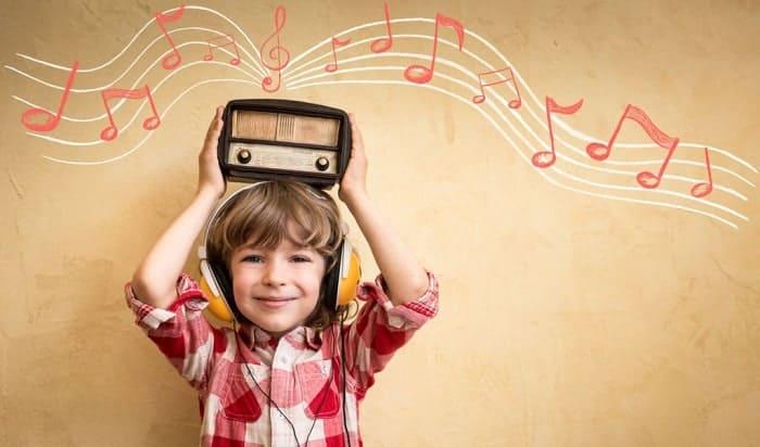 best kids radio