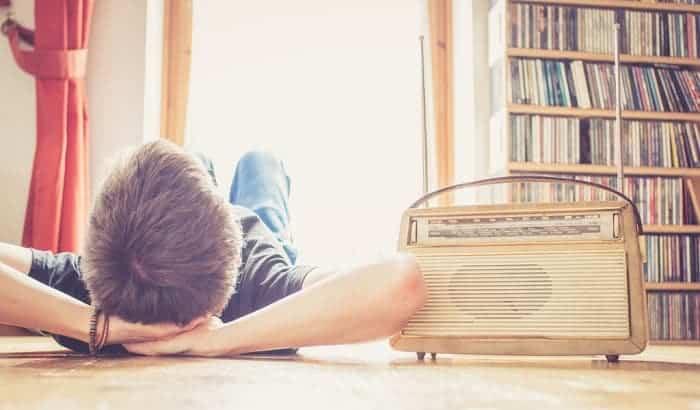 child-radio