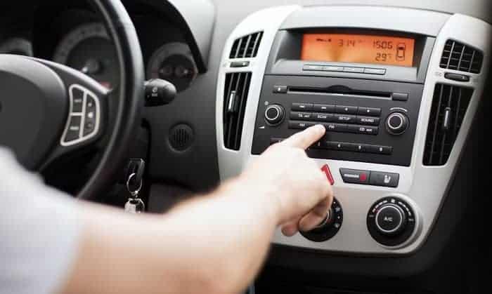 how to unlock gm navigation radios