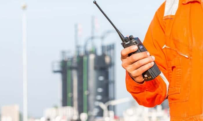 what is a trunked radio system