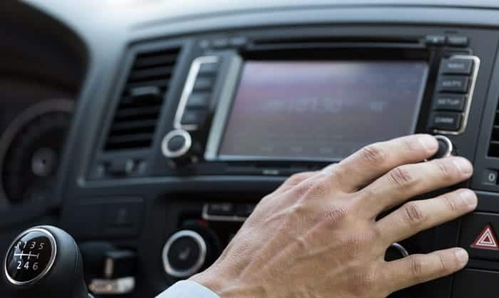 what is double din car radio