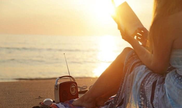 best beach radio