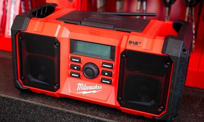 best milwaukee radio