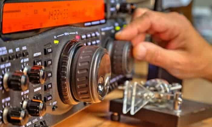 how to build a ham radio from scratch