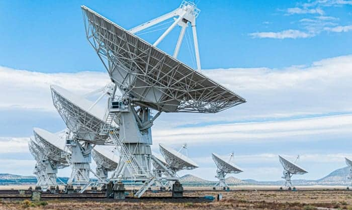 what is a radio interferometer