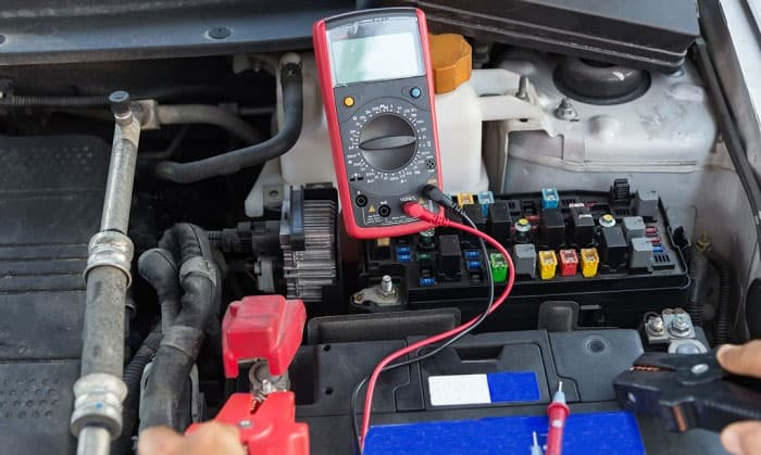 how to fix a car stereo draining battery