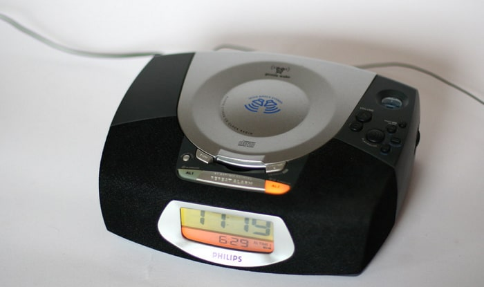 best cd clock radio