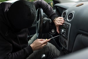 car-stereo-removal