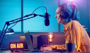 how to start an internet radio station legally