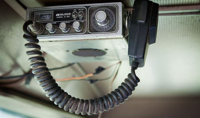 how to use a CB-radio